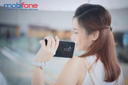 Đăng ký gói cước MIU MobiFone nhận gnay ưu đãi 3.8 GB Data