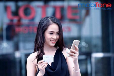 Đăng ký gói cước HDP70 MobiFone nhận ngay 2GB Data và 70 phút thoại