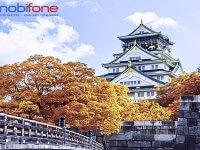Hướng dẫn đăng ký gói cước chuyển vùng quốc tế MobiFone khi đi đến Nhật Bản