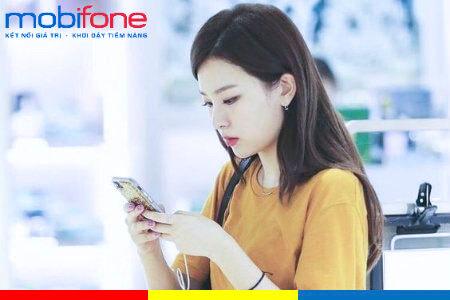Hướng dẫn đăng ký gói cước RH MobiFone đơn giản