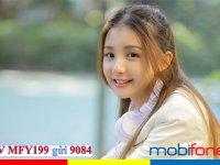 Đăng ký gói cước MFY199 MobiFone dùng cho gọi gia đình, gọi nhóm
