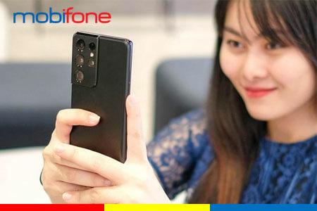 Điện thoại samsung S21 hỗ trợ 5G chỉ từ 11 triệu của MobiFone